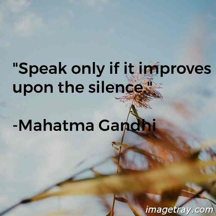 Gandhi quotes on leadership