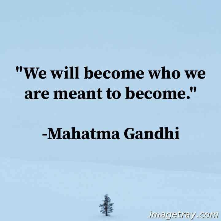 Gandhi motivational quotes