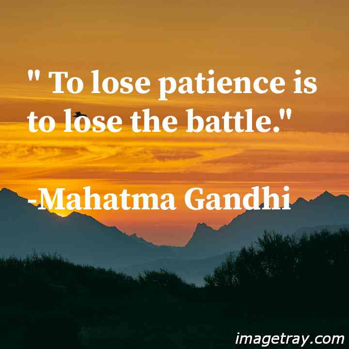 leadership quotes from mahatma gandhi