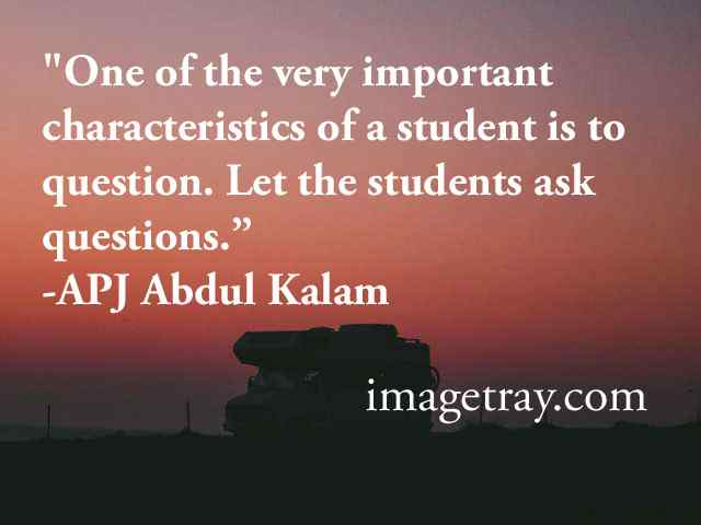 abdulkalam quotes on youth