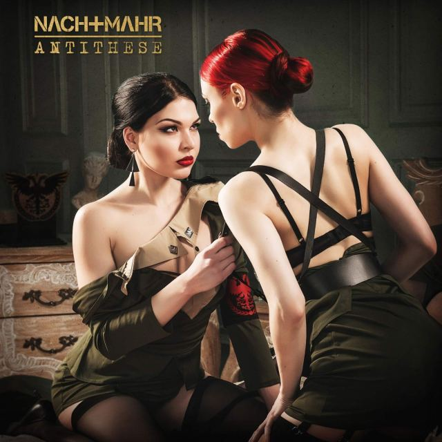 Nachtmahr - Antithese (2019) [FLAC] Download