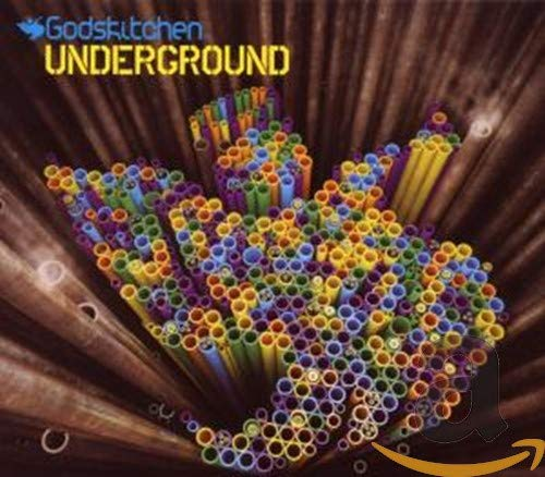 VA - Godskitchen Underground  Mixed by Paul Thomas & Mark Eteson (2008) [FLAC] Download