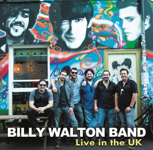 Billy Walton Band - Live In The UK (2015) [FLAC] Download