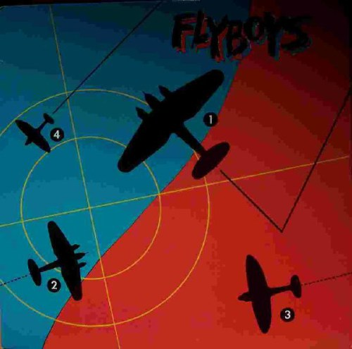 Flyboys - Flyboys (1990) [FLAC] Download