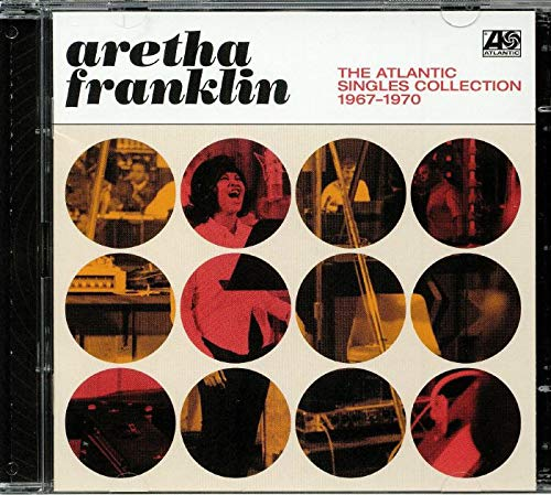 Aretha Franklin - The Atlantic Singles Collection 1967-1970 (2018) [FLAC] Download