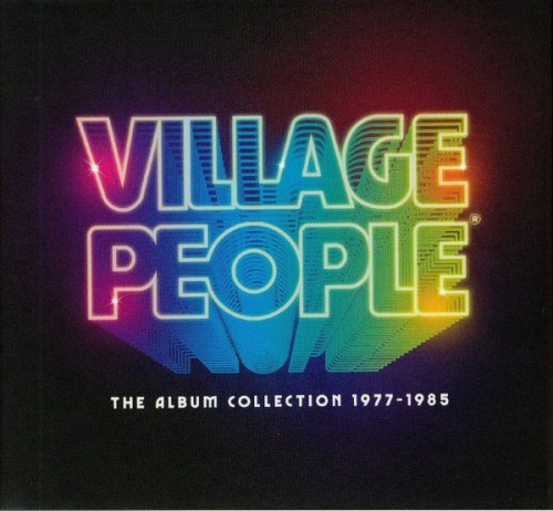 Village People - The Album Collection 1977-1985 (2020) [FLAC] Download