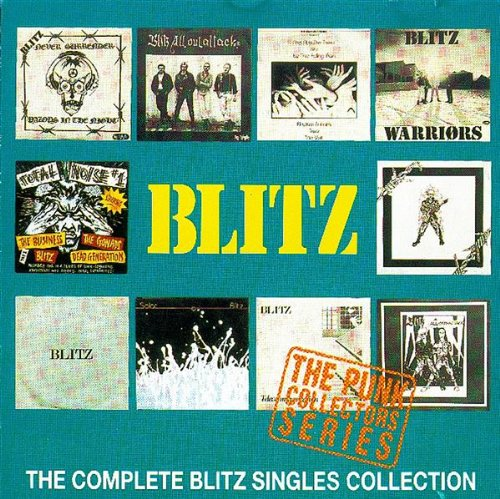 Blitz - The Complete Blitz Singles Collection (1994) [FLAC] Download