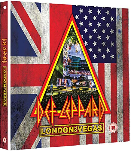Def Leppard - London To Vegas (2020) [FLAC] Download