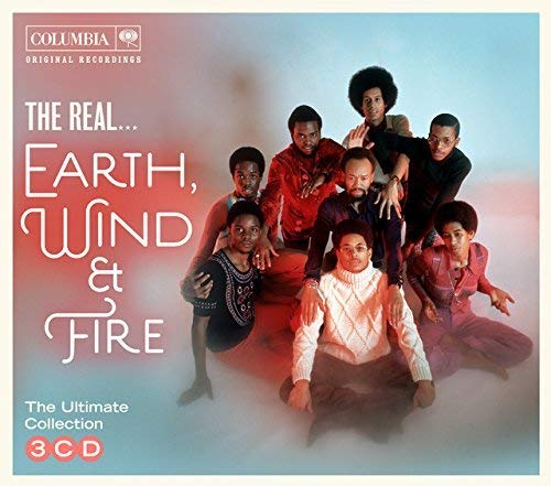 Earth, Wind & Fire - The Real Earth, Wind & Fire (2017) [FLAC] Download