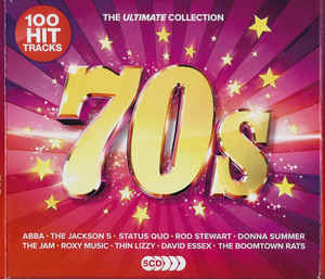 VA - The Ultimate Collection 70s (2019) [FLAC] Download