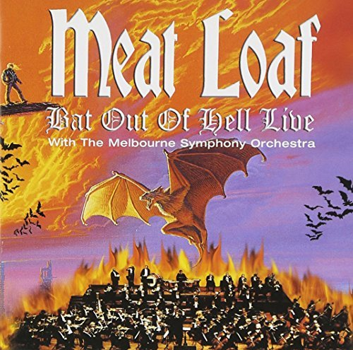 Meat Loaf - Bat Out Of Hell Live With The Melbourne Symphony Orchestra (2004) [FLAC] Download