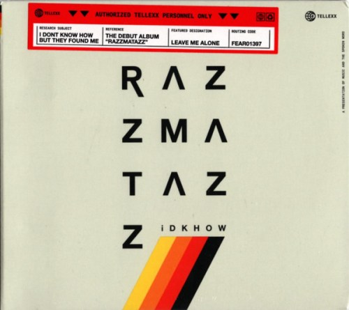 I Don't Know How But They Found Me - Razzmatazz (2020) [FLAC] Download