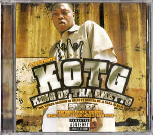 Z-Ro - KOTG King Of Tha Ghetto Power (2007) [FLAC] Download
