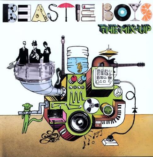 Beastie Boys - The Mix-Up (2007) [FLAC] Download
