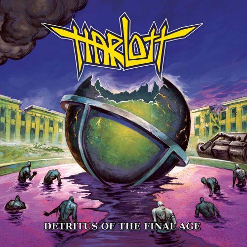 Harlott - Detritus of the Final Age (2020) [FLAC] Download