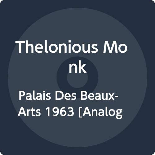 Thelonious Monk - Palais Des Beaux-Arts 1963 (2020) [FLAC] Download