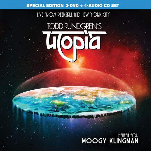 Todd Rundgren's Utopia - Benefit For Moogy Klingman (2020) [FLAC] Download