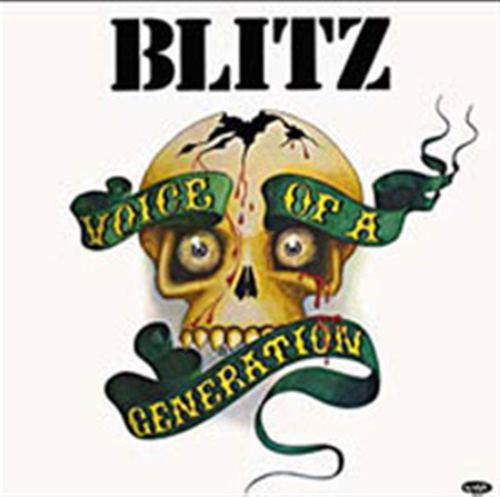 Blitz - Voice Of A Generation (1989) [FLAC] Download