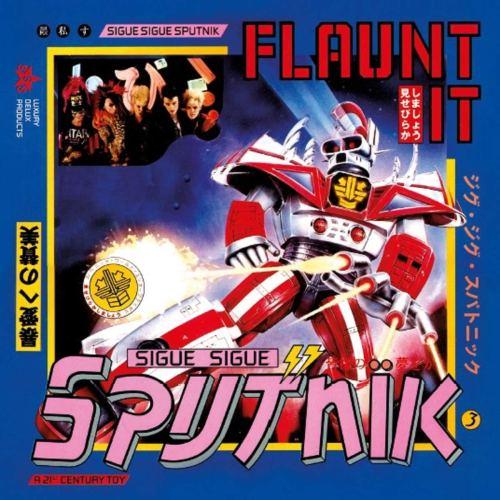 Sigue Sigue Sputnik - Flaunt It (2020) [FLAC] Download