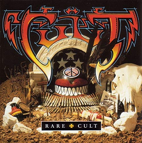 The Cult - Best of Rare Cult (2000) [FLAC] Download