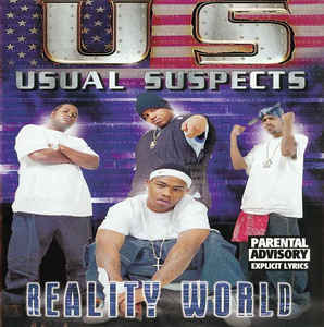 Usual Suspects - Reality World (2001) [FLAC] Download