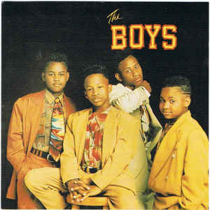 The Boys - The Boys (1999) [FLAC] Download