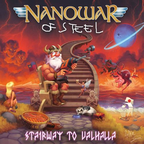 Nanowar Of Steel - Stairway To Valhalla (2020) [FLAC] Download