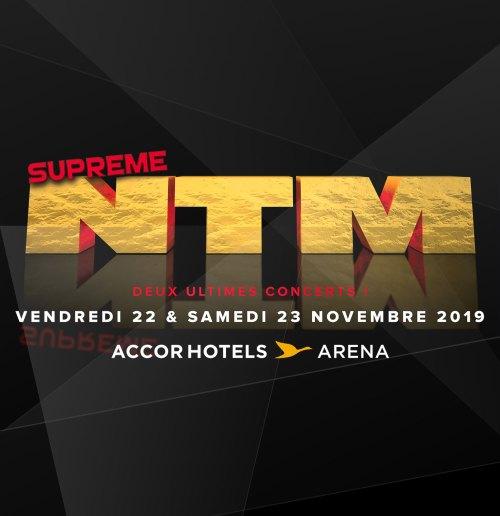 Supreme NTM - La Der L'ultime Concert A L'accor Hotel Arena (2021) [FLAC] Download