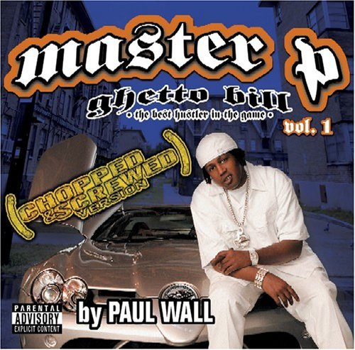 Master P - Ghetto Bill (Chopped & Screwed Version) (2005) [FLAC] Download
