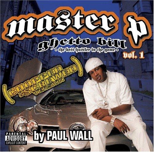 Master P - Ghetto Bill (2005) [FLAC] Download