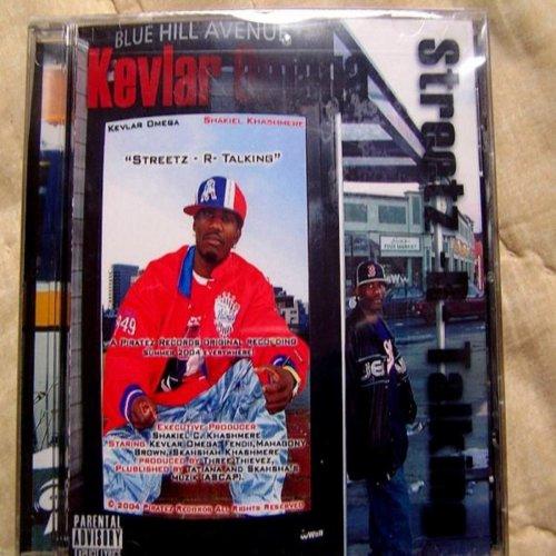 Kevlar Omega - Streetz-R-Talking (2004) [FLAC] Download