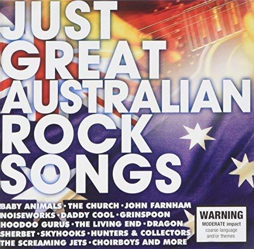 VA - Just Great Australian Rock Songs (2017) [FLAC] Download