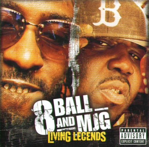8Ball And MJG - Living Legends Chopped And Screwed By Michael '5000' Watts For Swisha House (2004) [FLAC] Download