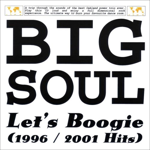 Big Soul - Let's Boogie (1996/2001 Hits) (2002) [FLAC] Download