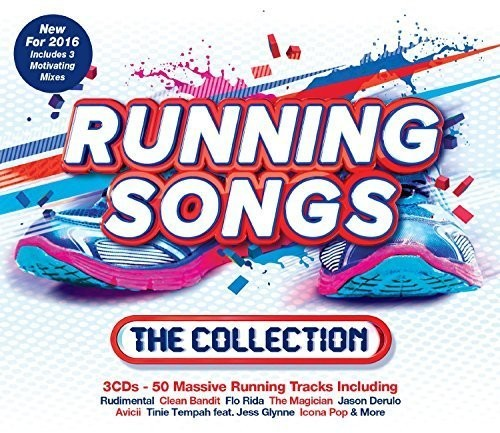 VA - Running Songs: The Collection (2015) [FLAC] Download