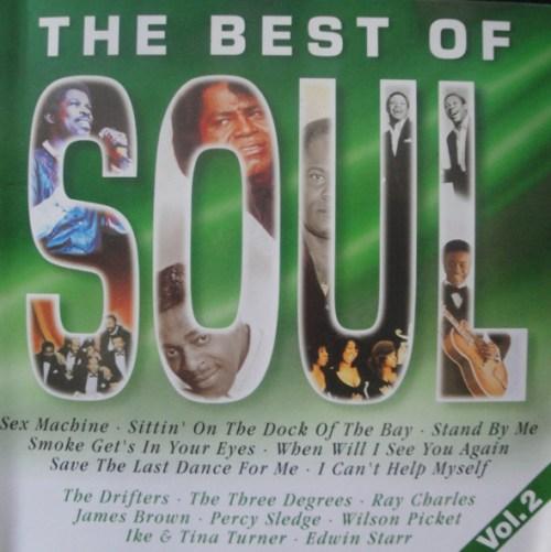 VA - Best Of Soul Vol.2 (1997) [FLAC] Download