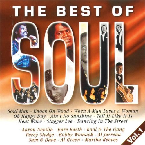 VA - Best Of Soul Vol.1 (1997) [FLAC] Download