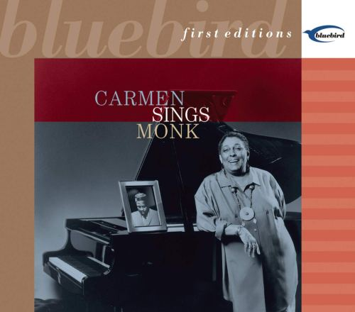 Carmen McRae - Carmen Sings Monk (1990) [FLAC] Download