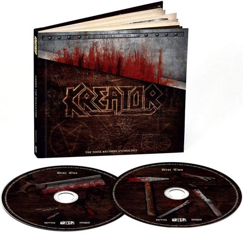 Kreator - Under the Guillotine - The Noise Records Anthology (2021) [FLAC] Download