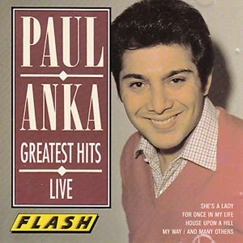 Paul Anka - My Way And Other Great Hits Live (1989) [FLAC] Download