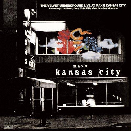The Velvet Underground - Live At Max's Kansas City (1990) [FLAC] Download