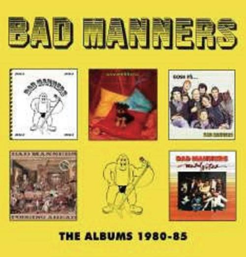 Bad Manners - The Albums 1980-85 (2018) [FLAC] Download