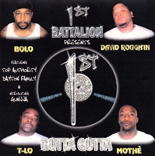 1st Battalion - Gutta Gutta (2002) [FLAC] Download
