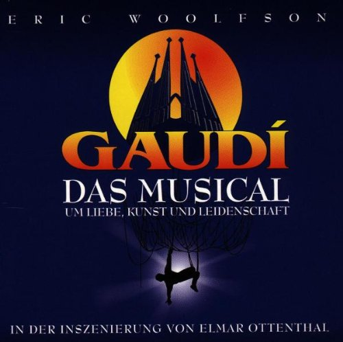 Eric Woolfson - Gaudi (1995) [FLAC] Download