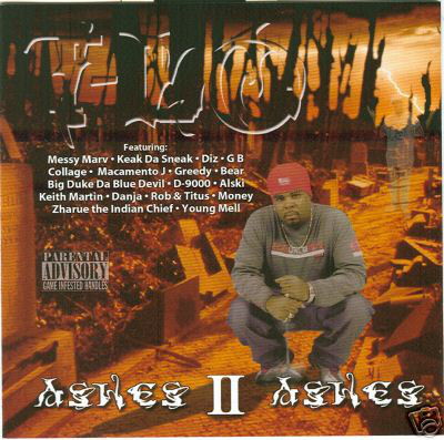 T-Lo - Ashes II Ashes (2002) [FLAC] Download