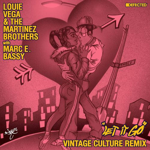 Louie Vega & The Martinez Brothers with Marc E Bassy - Let It Go (2021) [FLAC] Download