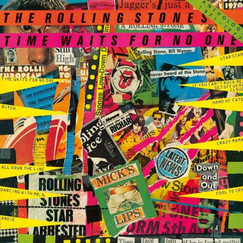 The Rolling Stones - Time Waits For No One (2020) [FLAC] Download