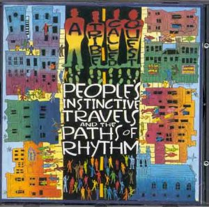 A Tribe Called Quest - People's Instinctive Travels And The Paths Of Rhythm (1996) [FLAC] Download