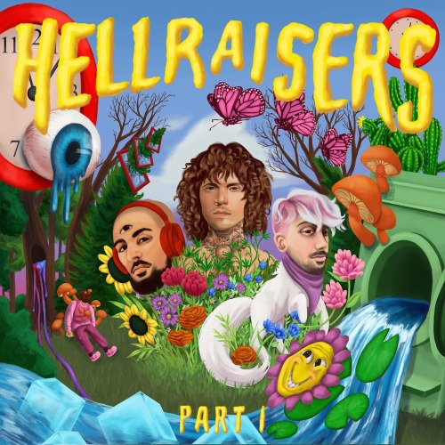 Cheat Codes - HELLRAISERS, Part 1 (2021) [FLAC] Download
