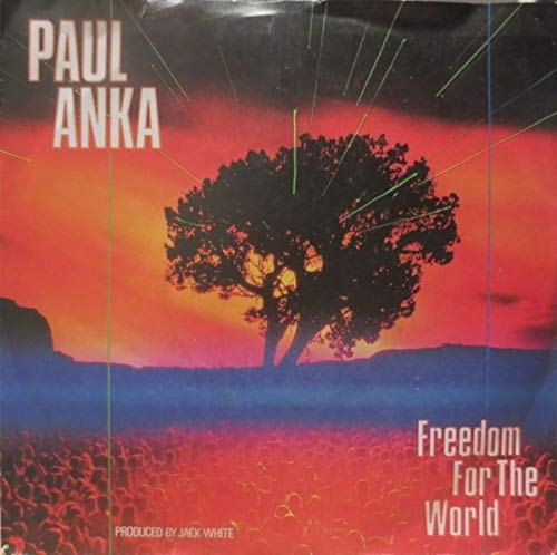 Paul Anka - Freedom for the World (1987) [FLAC] Download